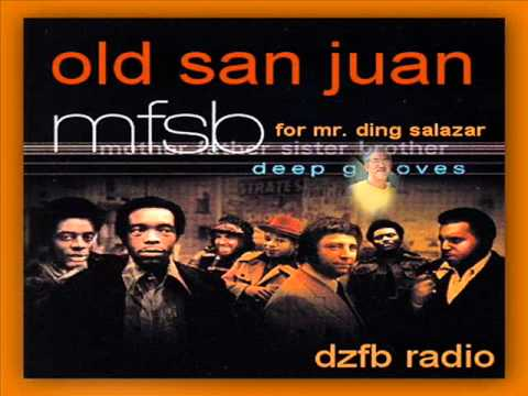 DZFB'S OLD SANJUAN BY MFSB