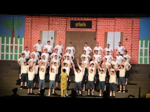 Galaxy Sing Song 2016 Dads