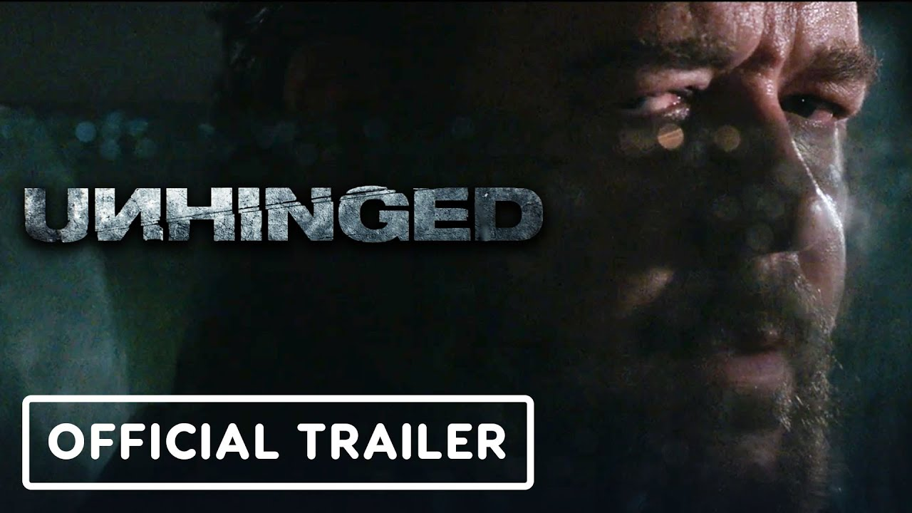 Download Unhinged - Official Trailer (2020) Russell Crowe