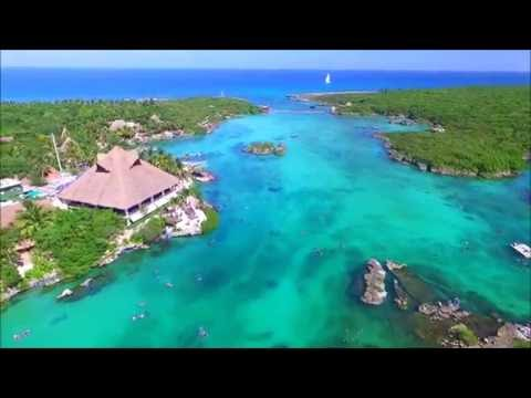 Fly Over Mexico - DJI Phantom 3 Drone