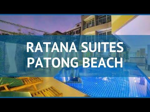 RATANA SUITES PATONG BEACH 4* Пхукет обзор – отель РАТАНА СУИТЕС ПАТОНГ БИЧ 4* Пхукет видео обзор