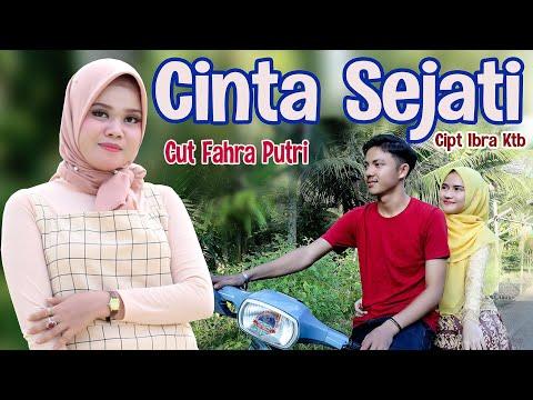 Lagu Pop Melayu Cut Fahra Putri - Cinta Sejati | Official Music Video