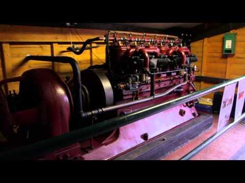 Allen 6s37 oil engine for internal fire doovi for Motor oil fire starter