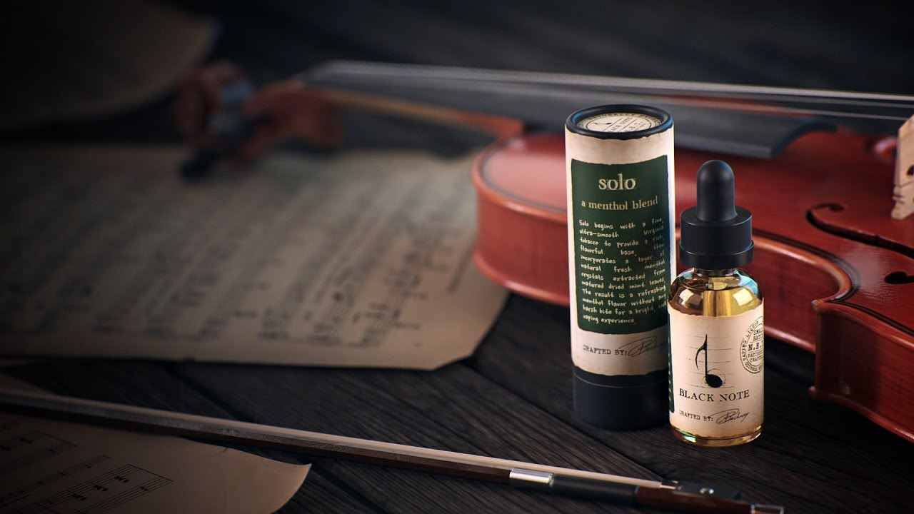 Black Note E-liquid Review - Vaping360