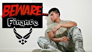 BEWARE AIR FORCE FINANCE | Your Military Money
