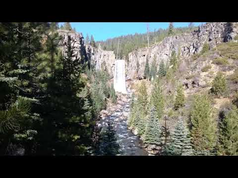 Oregon waterfalls--- Bend Oregon area