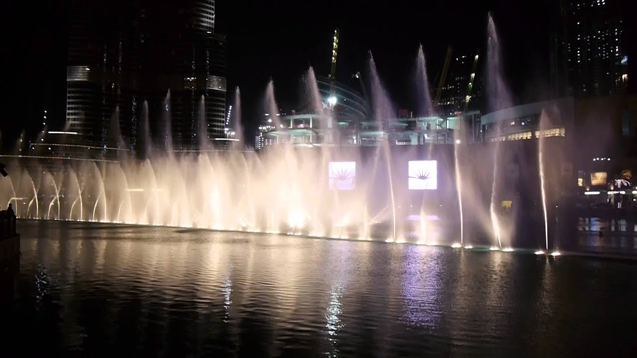 Fountains * – DC's