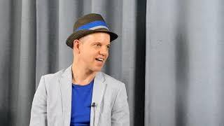 """Small Talk with Nancy Guitar""   Season 1 Episode 1 - Guest - Brian Martin"