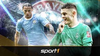 Sané vs. Rashica: Wer passt besser zum FC Bayern? | SPORT1 - TRANSFERMARKT-SHOW
