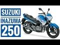 Review Suzuki Inazuma 250