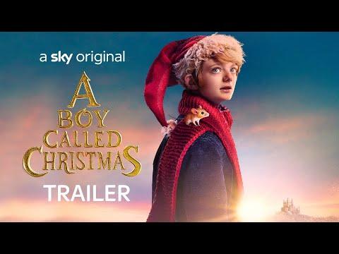 A Boy Called Christmas | Official Trailer | Sky Cinema