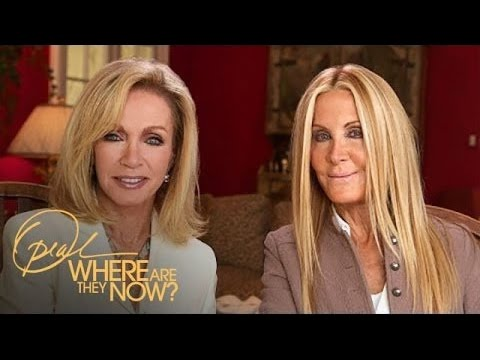 Joan Van Ark and Donna Mills Discuss Plastic Surgery | Where Are They Now | Oprah Winfrey Network