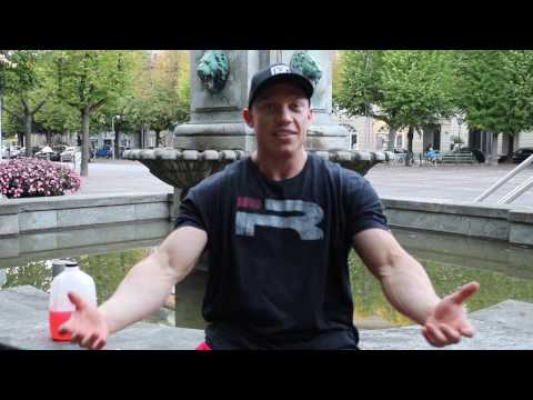 Vejen til DM i bodybuilding. V log 5 part 1 Skulder!