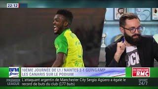 Le rêve d'un supporter de Nantes avec Ranieri