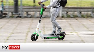Concerns grow over safety of e-scooters after rider dies