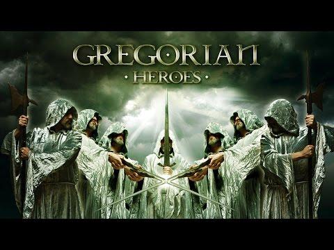 Клип Gregorian - Heroes