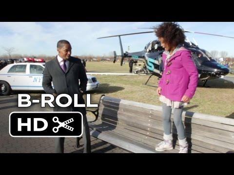Annie BROLL 2 2014  Jamie Foxx, Quvenzhané Wallis Musical HD