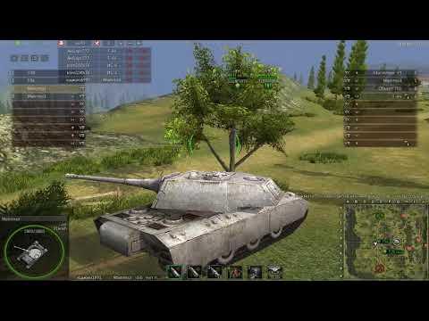 Ground War: Tanks. Mammut. ББ? Кому они нужны...