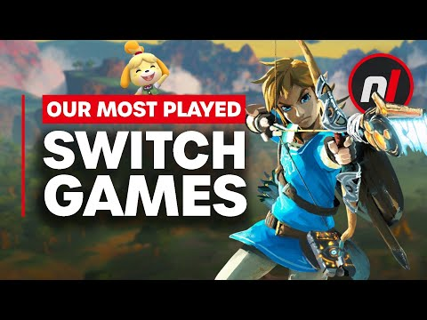Our Most Played Nintendo Switch Games