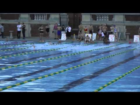 2014 NYC Parks Lap Swim Awards - Relays Heat #1