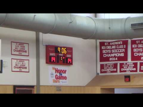 St Andrew's vs Holderness Academy