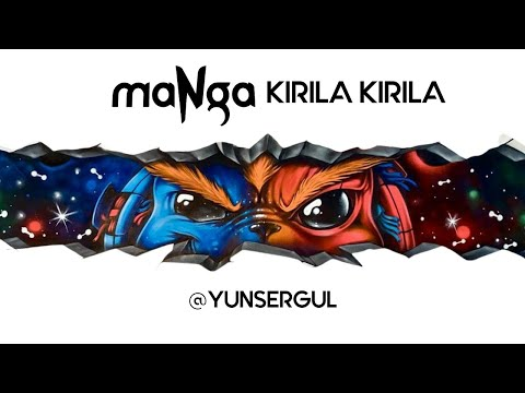 maNga - Kırıla Kırıla (Karaoke \u0026 Lyrics)