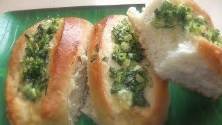 Spring Onion Bread Rolls (soft & Moist)