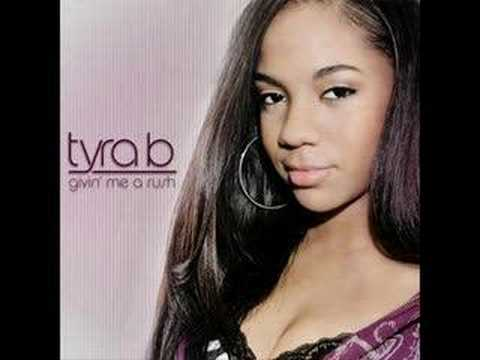 TYRA B feat. J.PARKS GIVIN ME A RUSH OFFICIAL REMIX