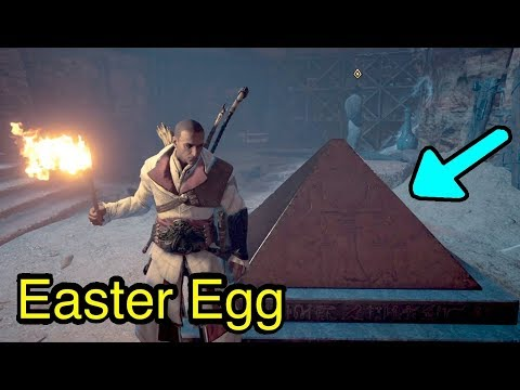 Assassin's Creed Origins: Easter Egg Outfits and Hidden Quests