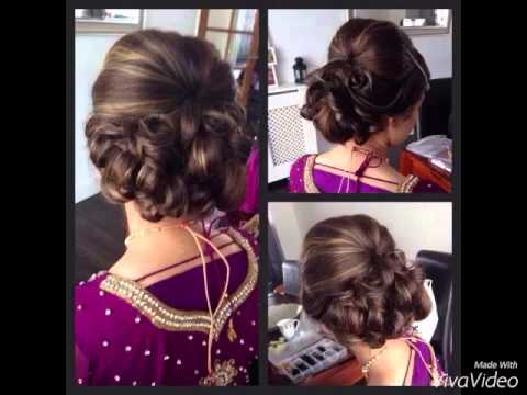 Asian Bridalparty Hairstyles YouTube - Asian hairstyle party