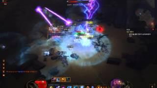 Diablo III, wizard, 2-10, frostray