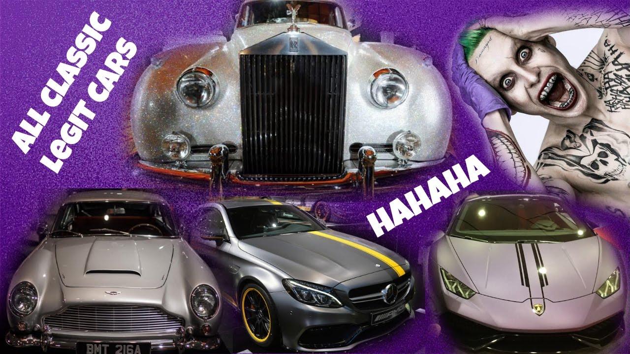 Toronto Auto Show 2017 - Legendary High Classic Cars - YouTube