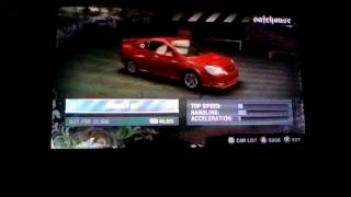 Обзор игры Need for Speed: Most Wanted (PSP)