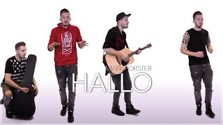 Mark Forster - Hallo (aberANDRE Cover)