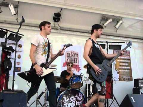 "Nightsbridge ""Highway Star"" Main Street Music Fest, Ellicott City, MD 9/28/13 live concert"
