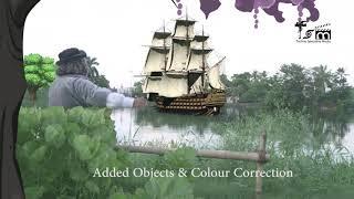 KOLKATAY COLUMBUS  || MOVIE CGI || VFX || TSM ||