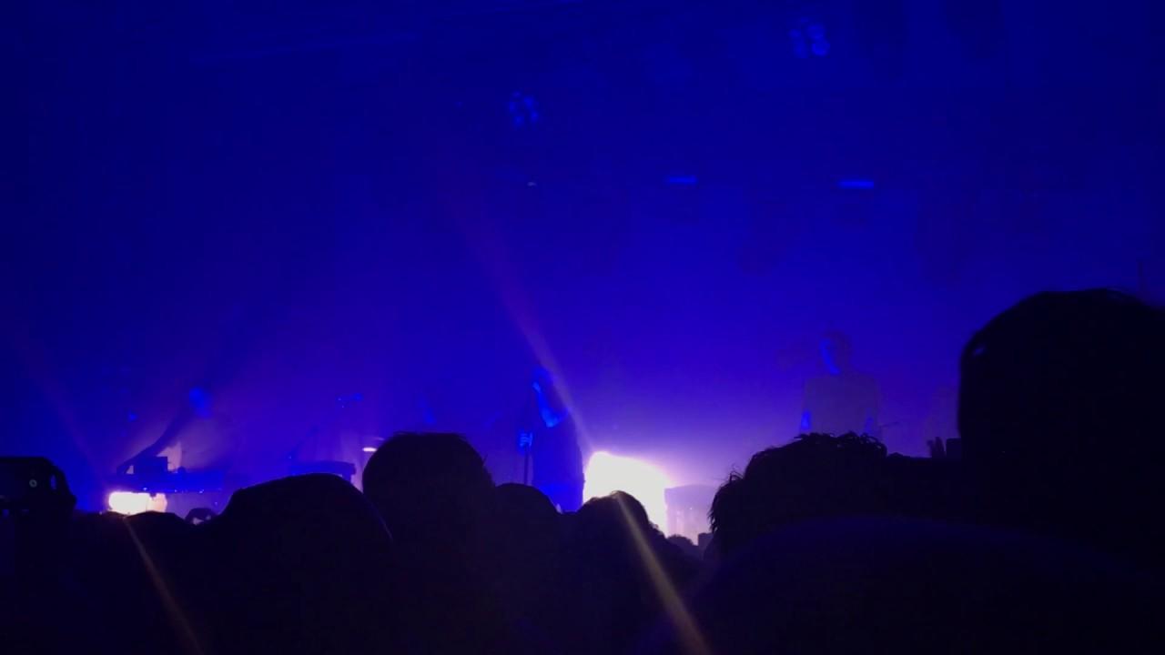 Nine Inch Nails - Sanctified Remix @ Webster Hall - YouTube