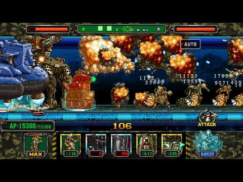 Metal Slug 2/X simulator in MSA!