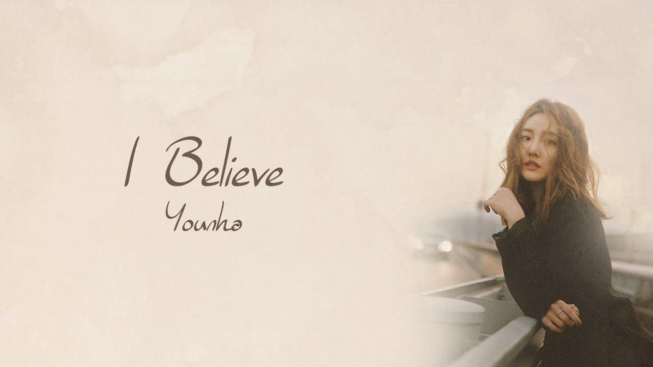 Download I Believe - Younha [HAN/ROM/ENG LYRICS]