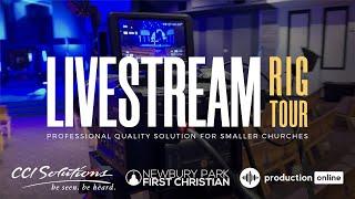 NPFCC Livestream Rig Tour
