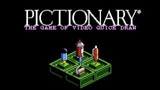 Mini Game 1 - Pictionary