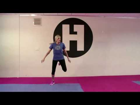 45 minute Aerobics Class - 01 for the Beginner HD