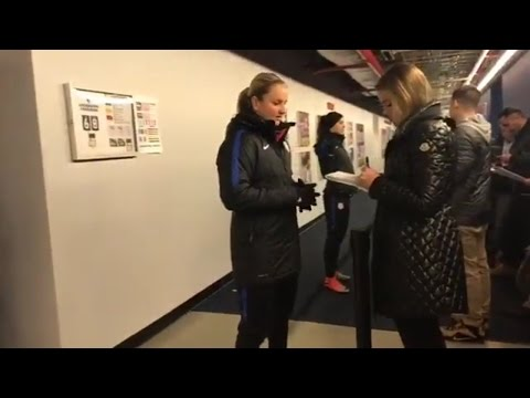 USWNT - Alex Morgan & Teammates: Media Day Behind-The-Scenes (SheBelieves Cup v. ENG) - 3-4-17