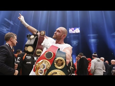 THE VERY BEST OF TYSON FURY - 'THE ORIGINAL GYPSY KING' - *CLASSIC MOMENTS*