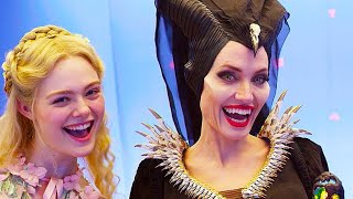 MALEFICENT 2 Blu-ray BLOOPERS & Promo Bonus Clips
