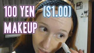 100 Yen Makeup Fail