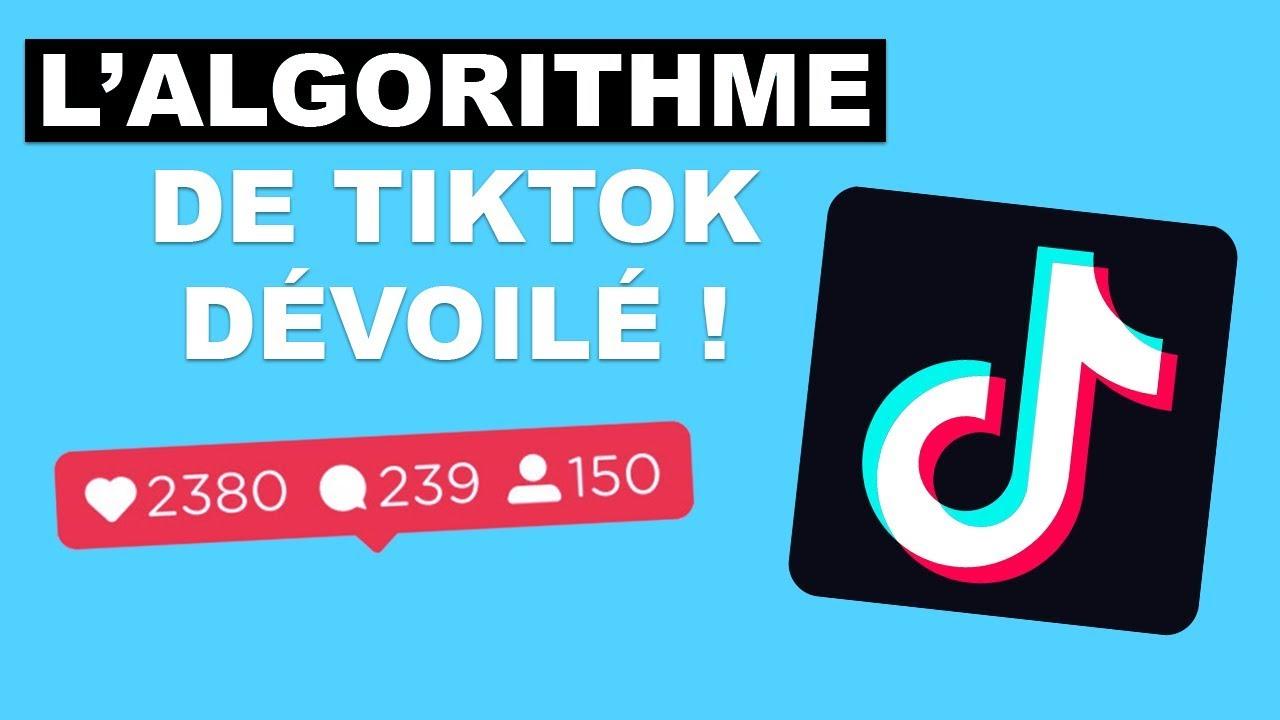 Download L'algorithme de TikTok dévoilé, voici comment il fonctionne !