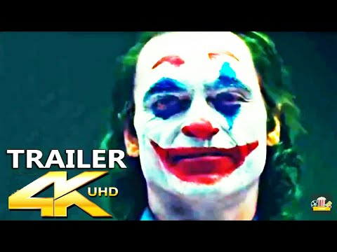 THE JOKER (2019) Teaser Trailer Concept - Willem Dafoe, Martin Scorsese Joker Origin Movie 4K