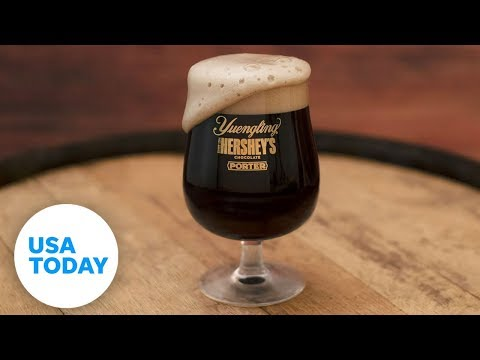 Buster - Hershey Teams Up with Yuengling for NEW Chocolate Brew
