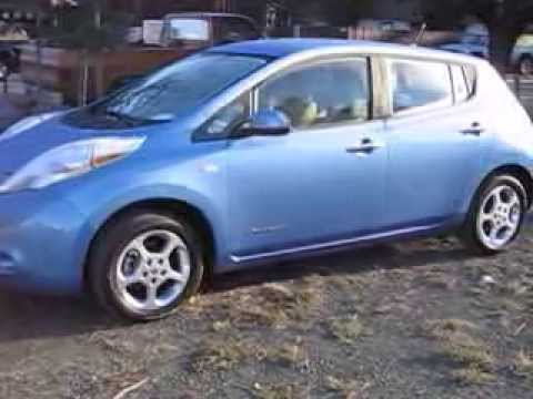 100 electric car 10 year warranty on the batteries nissan leaf youtube. Black Bedroom Furniture Sets. Home Design Ideas
